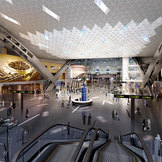 NEW DOHA INTERNATIONAL AIRPORT